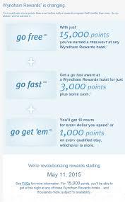 Wyndham Points Chart 2016 Wyndham 15 000 Points Per Night Anywhere