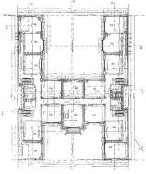 h shaped house floor plans original plan of the building u australia h shaped house floor plans original plan of the building u australia