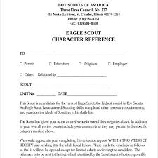 examples of eagle scout letter of recommendation 9 sample eagle scout recommendation letter templates pdf