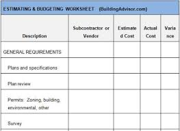free estimate template download free construction estimate template download estimating