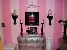 Pink And Black Bedroom Pink And Black Bedroom Decor