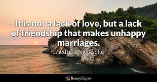 Friedrich Nietzsche Quotes BrainyQuote Awesome Godparents Love Quote In English