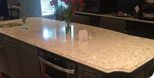 the countertop welcome
