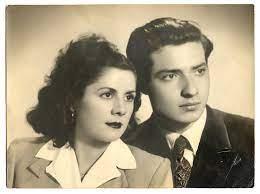 Elvio Romero y su esposa Elida, Fotografía - Visor - Observatorio Cultural