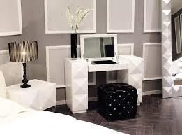 Best Modern White Bedroom Vanity With Bedroom & Makeup Vanities