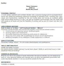 Hobbies Interests Resumes Meloyogawithjoco Inspiration Hobbies And Interests For Resume Example