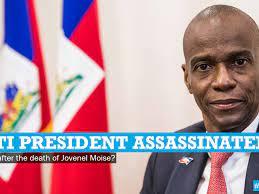Haiti's president assassinated: What ...