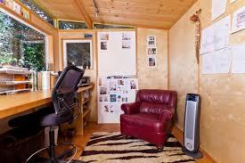 modern shed art studio 120 sf