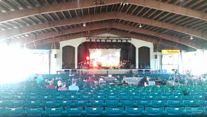 Bank Of New Hampshire Pavilion Meadowbrook Section 2b