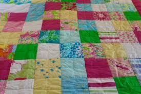 Lilly Pulitzer Patchwork Quilt — HerKentucky & Lilly Pulitzer Patchwork Quilt | HerKentucky.com Adamdwight.com