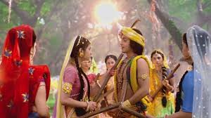 February 2021 radha and krishna are the epitome of eternal love and sacrifice, transcending eras and emotions. Watch Radhakrishn Episode 10 Will Krishna Oblige Radha Only On Hotstar The One Stop Destination For Your Favou Radha Krishna Love Krishna Love Krishna Names