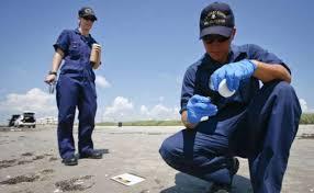 Marine Science Technician Coast Guard Marine Science Technician Third Class Andrew