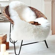 faux fur area rugs carpet imitation wool sheepskin sofa chair cover seat pad fluffy rug grey