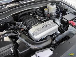 2005 Toyota 4Runner Sport Edition 4.7 Liter DOHC 32-Valve V8 ...