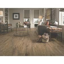 supreme elite freedom series apple cider oak waterproof loose lay vinyl plank room