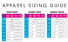 Child Leotard Size Chart Womens Clothing Conversion Online Charts Collection