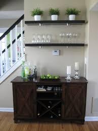 Shaker beige for the basement. and blues living rooms - Benjamin Moore -  Shaker Beige - Lack Shelves World Market Verona Buffet Bar wine rack shaker  beige ...