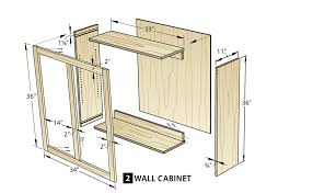 Making A Wall Cabinet Make Cabinets The Easy Way Wood Magazine