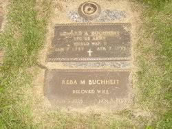 Reba Mishie Mills Buchheit (1925-1993) - Find A Grave Memorial