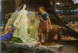 tristan and isolde by herbert james dr 1863 1920