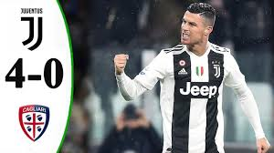 Juventus vs Cagliari 4-0 Highlights & Goals 2020 HD