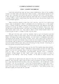 narrative essays examples for high school examples narrative essay example narrative essay writing a narrative