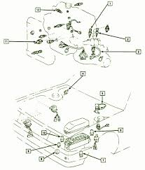 1988 chevy c1500 fuse diagram 1988 automotive wiring diagrams 1993 chevrolet nova fuse box diagram