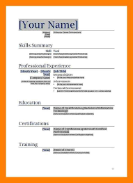 10 Free Printable Curriculum Vitae Template St Columbaretreat House