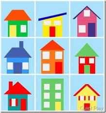 House Quilt Patterns: 5 Homey Designs to Try | House quilts ... & House Quilt Patterns: 5 Homey Designs to Try Adamdwight.com