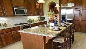 backsplash for santa cecilia granite countertop. Exellent Countertop Santa Cecilia Granite Countertops For A Fresh And Modern Kitchen  Inside Backsplash For Granite Countertop