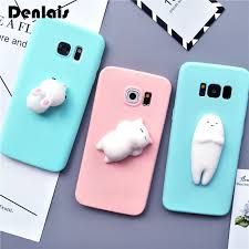 samsung galaxy s5 cute phone cases. samsung galaxy s5, s6, s7, s8 + (edge) \u0026 note 3,4,5 silicon case: cute cartoon cat, rabbit, seal bear | best cell phone cases and accessories store s5 d