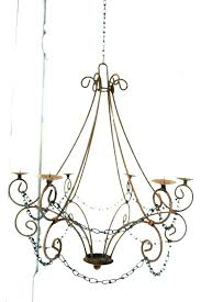 outdoor candle chandelier non electric candle chandelier non electric outdoor candle chandelier non electric chandeliers