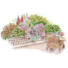 35 Beautiful Container Gardens  Midwest LivingBhg Container Garden Plans