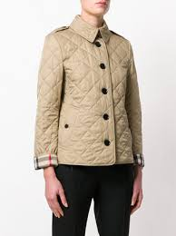 $561 Burberry Diamond Quilted Jacket - Buy Online - Fast Delivery ... & ... Burberry diamond quilted jacket Adamdwight.com