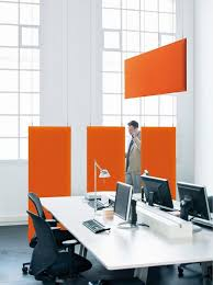 furniture office space. challenged for wall space and privacy in an open office bring a strongdesign with furniture