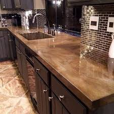 concrete top 10 kitchen countertops one kind design