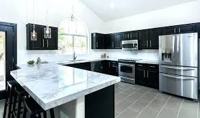 black and white countertops black and white marble tremendous unthinkable gold kitchen with decorating ideas 2