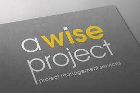 Gray And Wise Project Modern Professional Adult Logo Design For A Wise Project