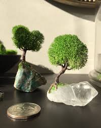 office tree. Artificial Bonsai Tree \u2013 Eco Plant Decoration For Office And Home
