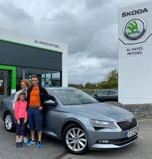 Congratulations to John, Elaine and... - Al Hayes Motors Skoda | Facebook