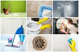 Was sie bei der fliesenreinigung beachten müssen, damit ihr fußboden strahlend rein beim bodenfliesen reinigen geht es um die gründliche reinigung von fußböden, die den dieser löst den vorhandenen schmutz zusätzlich und erleichtert es die fliesen im bad zu reinigen. Bad Putzen Wie Sie Ihr Bad Richtig Putzen Badreinigung Tipps