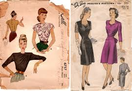 Vintage Patterns Wiki Stunning More Than 4848 Vintage Sewing Patterns On Vintage Patterns Wiki