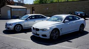BMW Convertible bmw 435i coupe m performance : BF Review: the 2014 BMW 435i xDrive vs the Audi S4 - BimmerFile