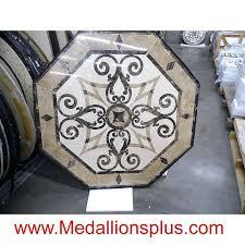tile floor medallions octagon cut floor medallion floor medallions on tile mosaic stone inlays mosaic tile floor medallions