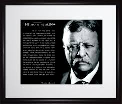 Buy Wesellphotos Theodore Teddy Roosevelt The Man In The Arena Quote