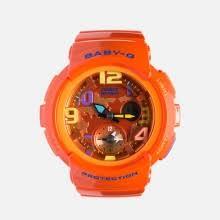 Casio <b>Наручные часы Baby</b>-G BGA-190-4BER