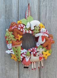 Best 25 Christmas Felt Crafts Ideas On Pinterest  Felt Christmas Christmas Felt Crafts