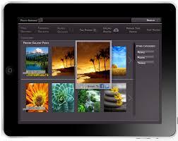 Ipad Web Design App Ipad App Mock Up Catie Holderman