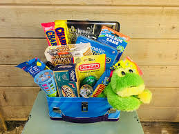 kids basket birthday gift