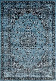blue persian rug distressed blue oriental traditional area rugs blue persian rug nz blue persian rug